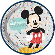 Mickey pastel