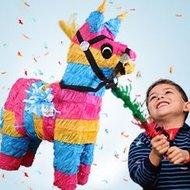 Piñatas et accessoires