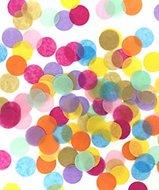 Confettis de soie