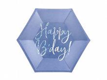 Happy B'day bleu gris