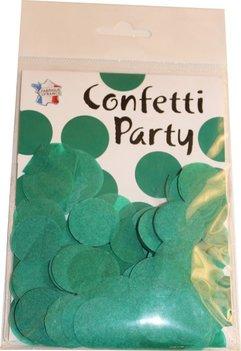 Confettis vert jade