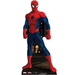 Image carton Spider-man