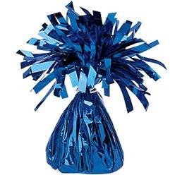 Poids à ballons bleu royal