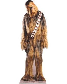 Image carton décoratif Chewbacca