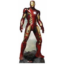 Image carton décoratif Ironman XXL