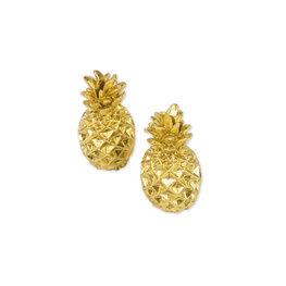 Marque-places Ananas doré