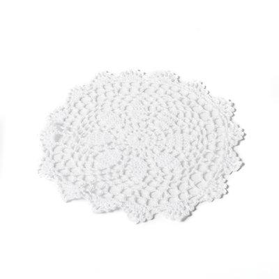 Napperon crochet 20 cm