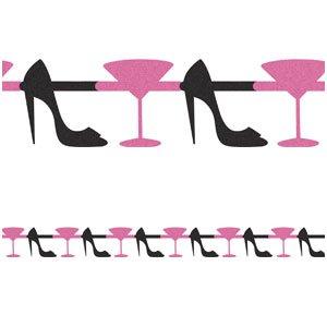 Girlande Evjf glam Martini