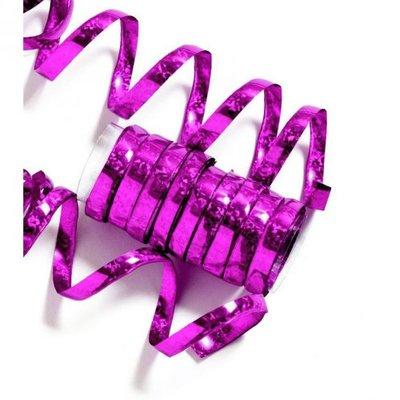 Serpentin holographique rose diva