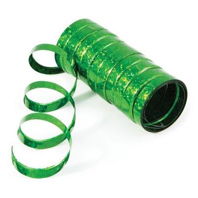 Serpentin holographique vert