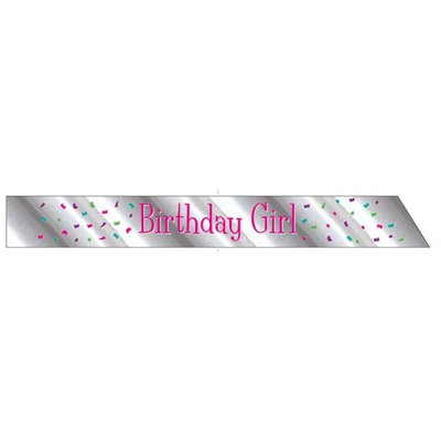 Echarpe Birthday Girl