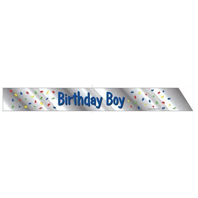 Echarpe Birthday Boy