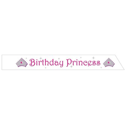 Echarpe Birthday Princess