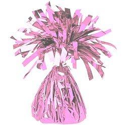 Poids à ballons rose brillant