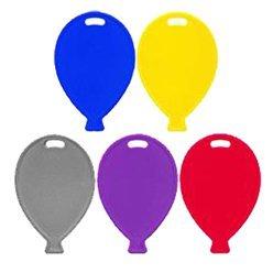 Poids pour ballon en forme de ballon de couleurs