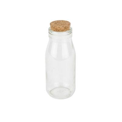 Mini bouteille avec bouchon de liège