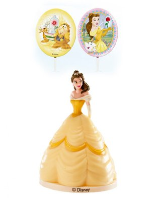 Figurine Princesse Disney Belle