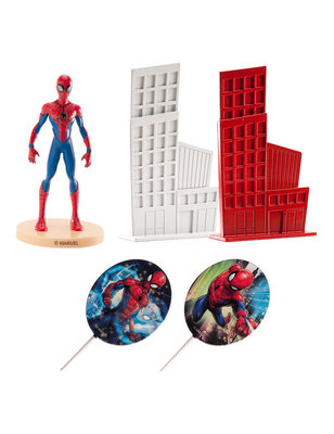 Kit figurine Spider-man