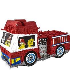 Piñata camion pompier Pat Patrouille
