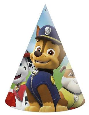 Chapeaux Pat patrouille
