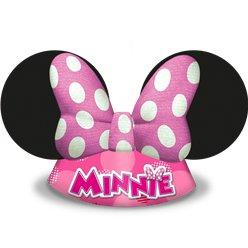Chapeaux oreilles de Minnie Mouse