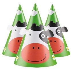 Chapeaux animaux de la ferme