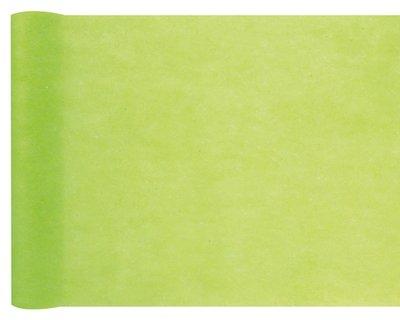 Chemin de table Vert lime