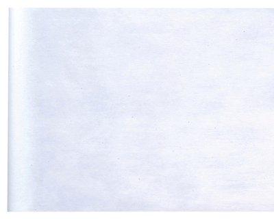 Chemin de table blanc
