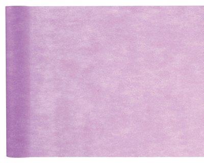Chemin de table lilas