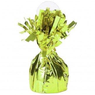 Poids à ballons vert lime
