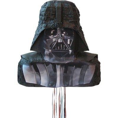 Piñata Dark Vador Star Wars