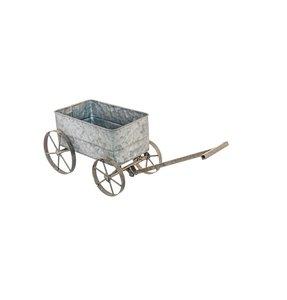 Chariot en métal