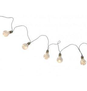 Guirlande ampoules LEDS